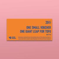 Gutschein »One Small Voucher«